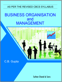 Business Organisation and Management
