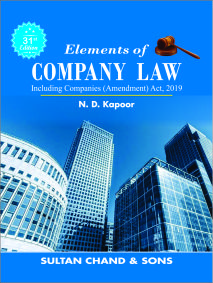 Elements of Company Law