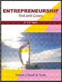 Entrepreneurship – Text and Cases