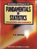 Modern Approaches to Fundamentals of Statistics